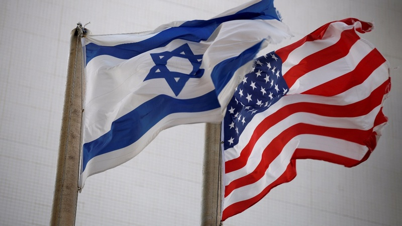 Buoyed by Trump, Israel celebrates 70 years