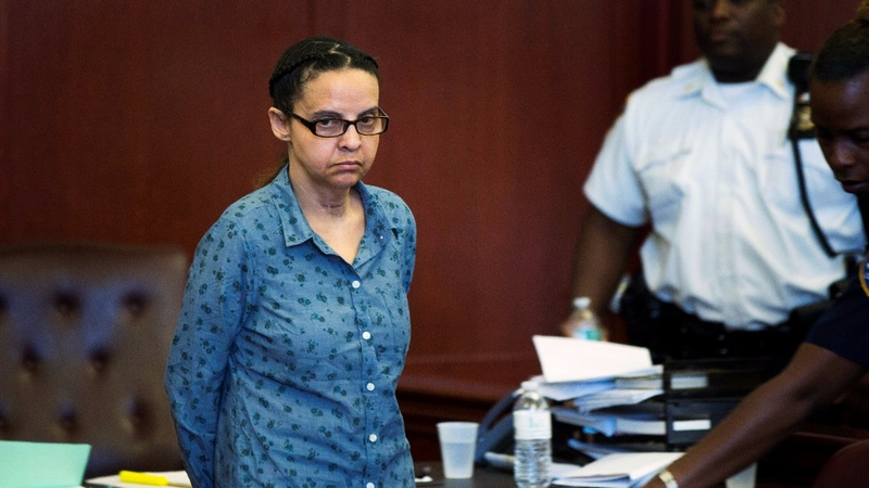 New York nanny convicted in murders of two children
