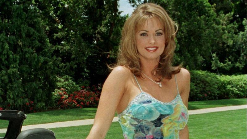 Ex-Playboy model can now discuss alleged Trump affair