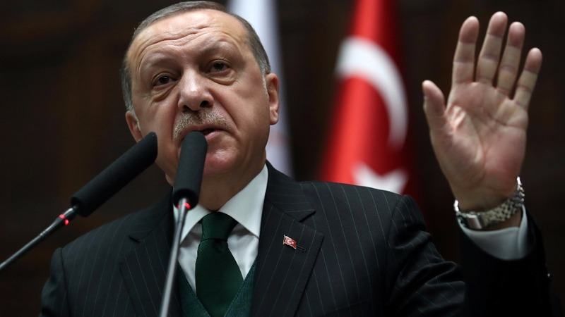 Turkey's Erdogan seeks to cement powers with vote