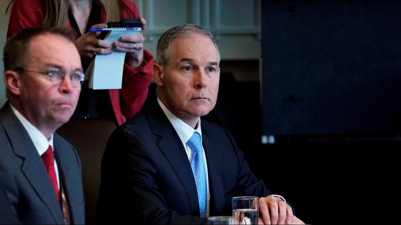 Exclusive: EPA chief's aides made $45,000 trip to Australia