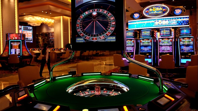 A Vietnam mega casino rises with Macau money