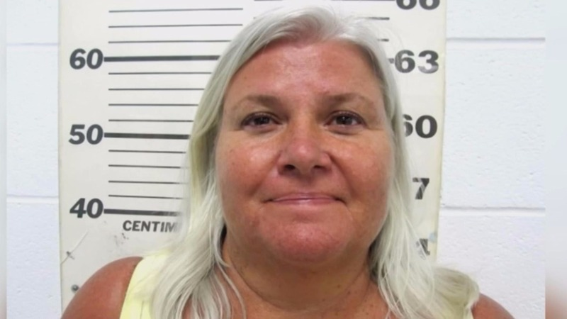 Fugitive grandmother captured