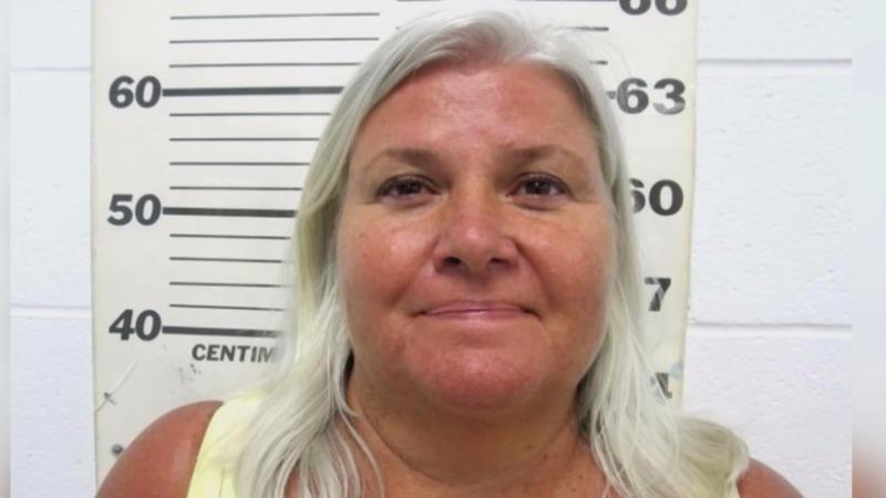 Fugitive grandmother captured