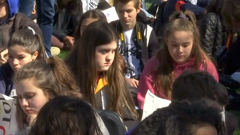 INSIGHT: Students rally on 19th anniversary of Columbine