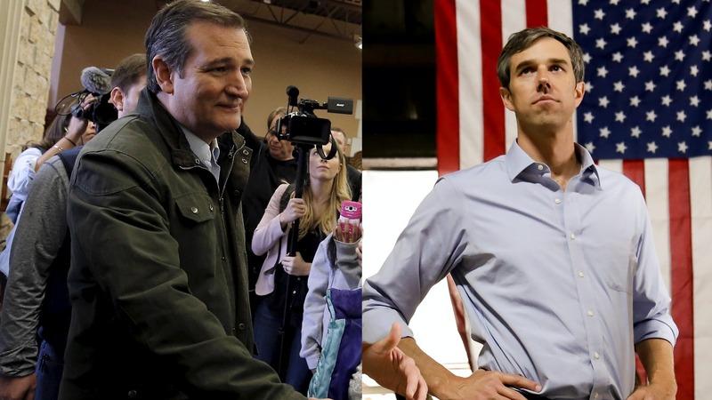Cruz fights for his job as polls tighten in Texas