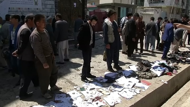 Deadly suicide blast kills 31 in Afghanistan