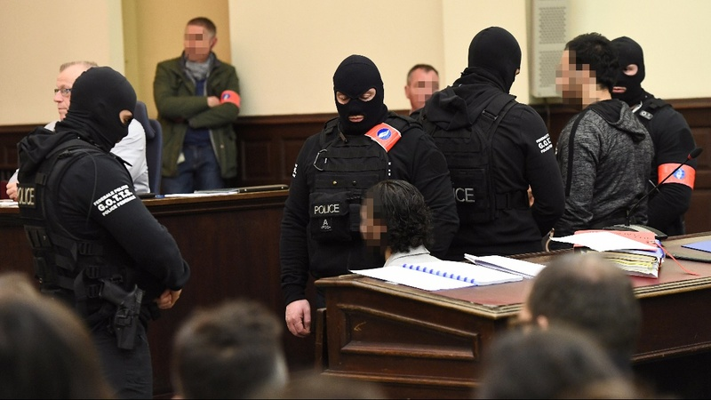 Paris attack suspect jailed over police shootout