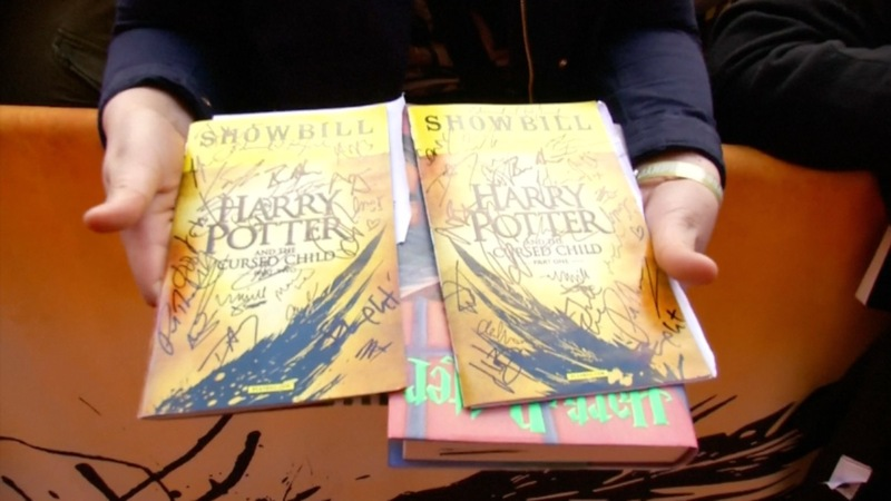 INSIGHT: 'Harry Potter' premiers on a Broadway stage