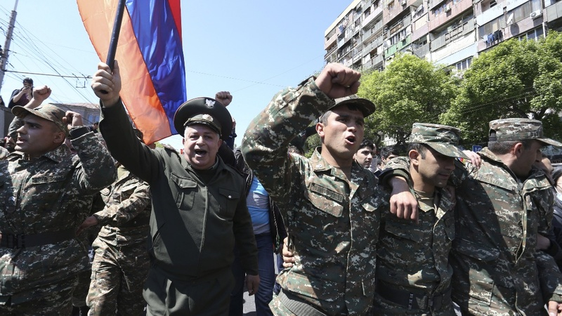 Armenian PM quits after 11 days of protests