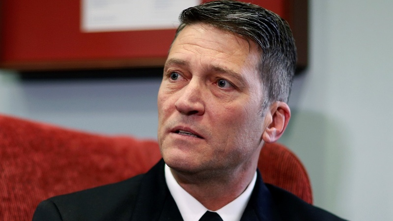 Trump hints nominee to run VA may decline job