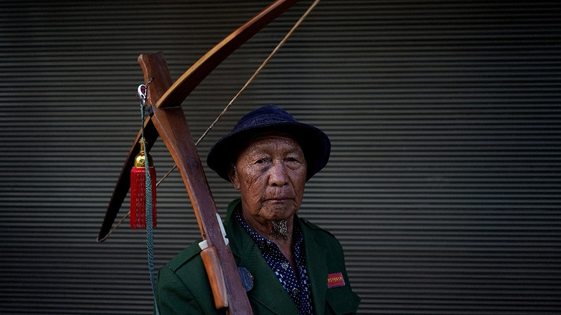 China's Lisu minority guards a culture of crossbows