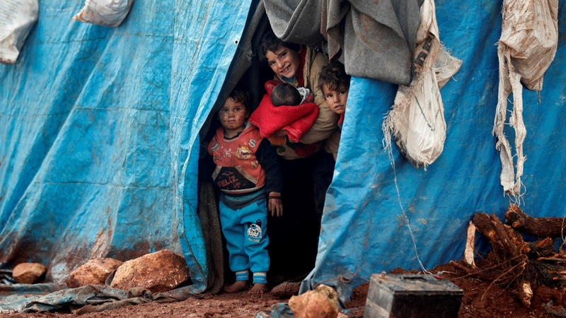 Syria is a death trap for civilians, warns UN