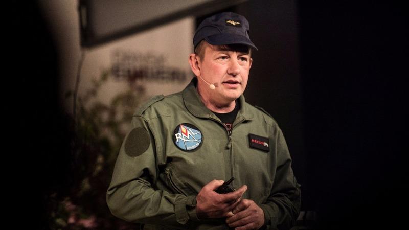 Peter Madsen jailed for life over submarine murder