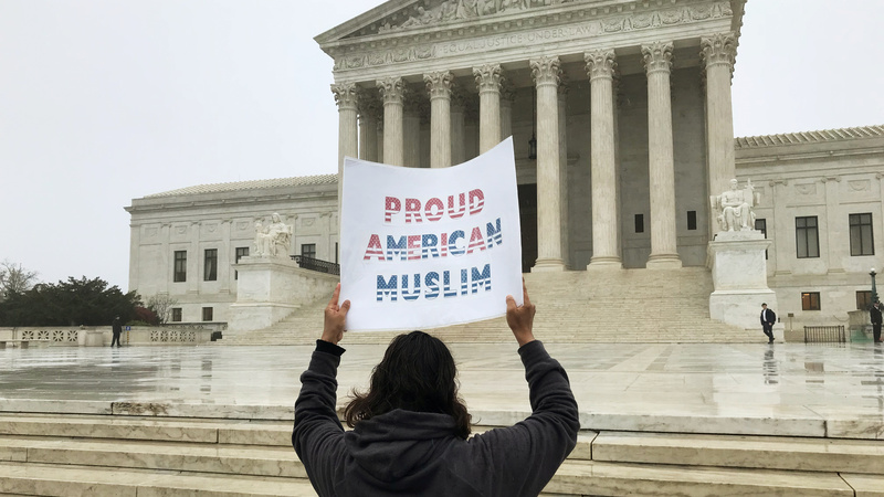 Supreme Court signals support for Trump's travel ban