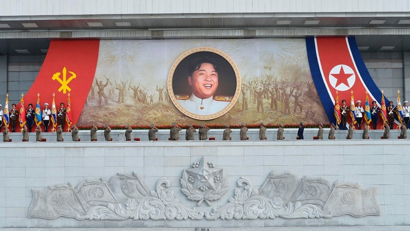 U.S. spies try to profile North Korea's Kim for Trump meet