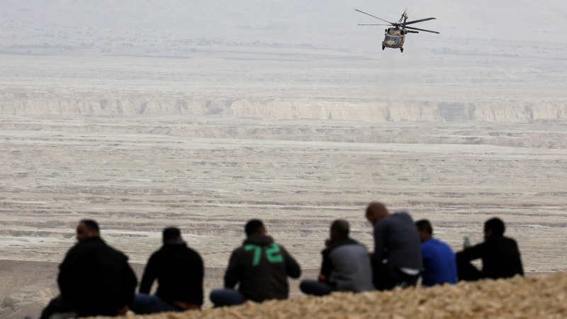 At least 10 youths missing in Israel flash flood