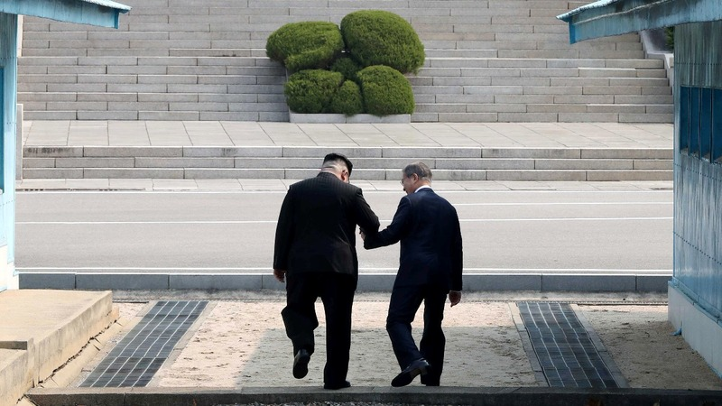 Korean leaders hope for a new start at historic talks