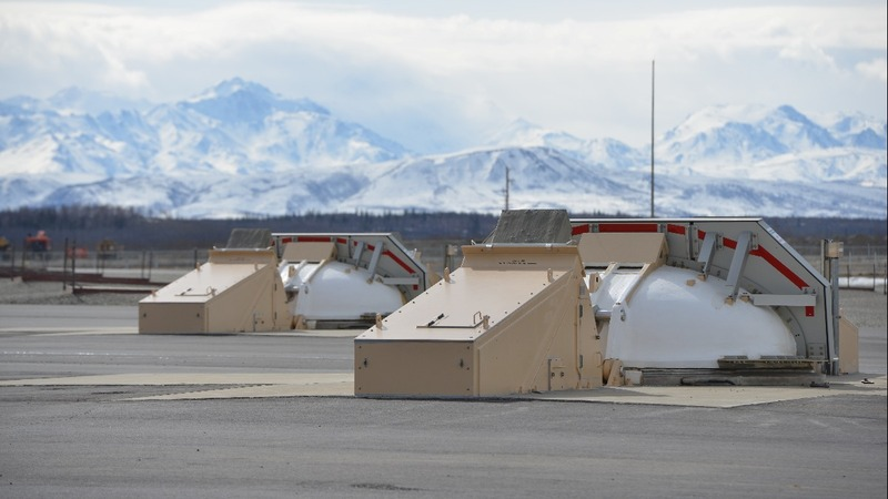 In central Alaska, U.S. missile defense stands ready