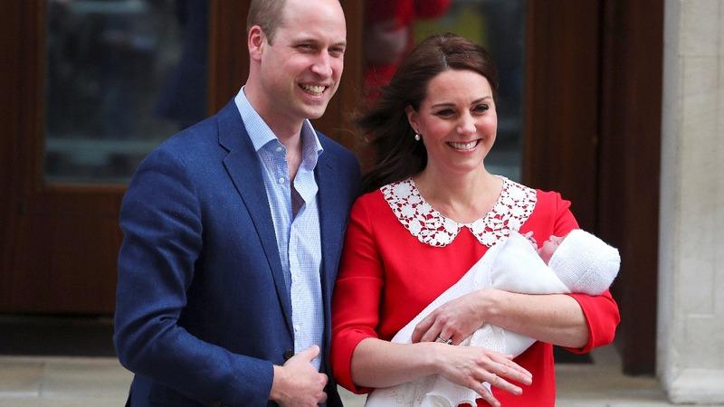 British royal baby name revealed: Prince Louis