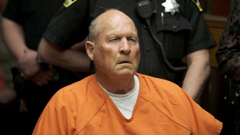 Suspected 'Golden State Killer' appears in court