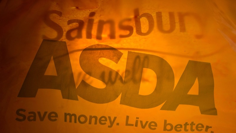 Sainsbury's and Asda plan UK mega-merger