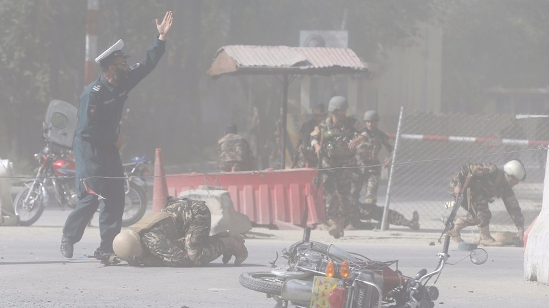 Journalists among dead in Kabul blasts