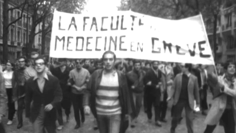 Fifty years on, French protests echo May 1968