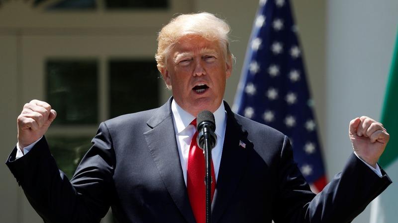 Trump delays metal tariffs against U.S. allies
