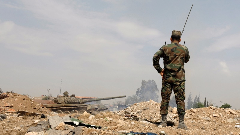 Assad turns his sights on Syrian rebel outposts