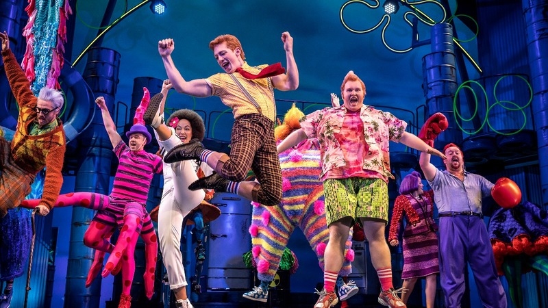 'Mean Girls,' 'SpongeBob' soak up most Tony nominations