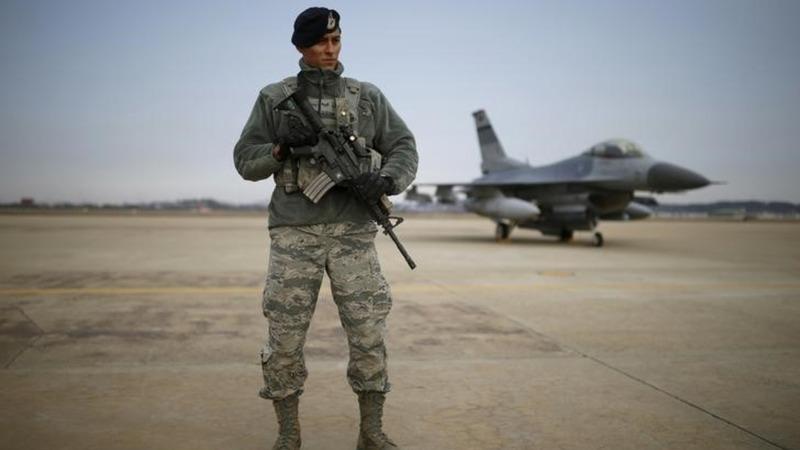 South Korea wants U.S. troops to stay