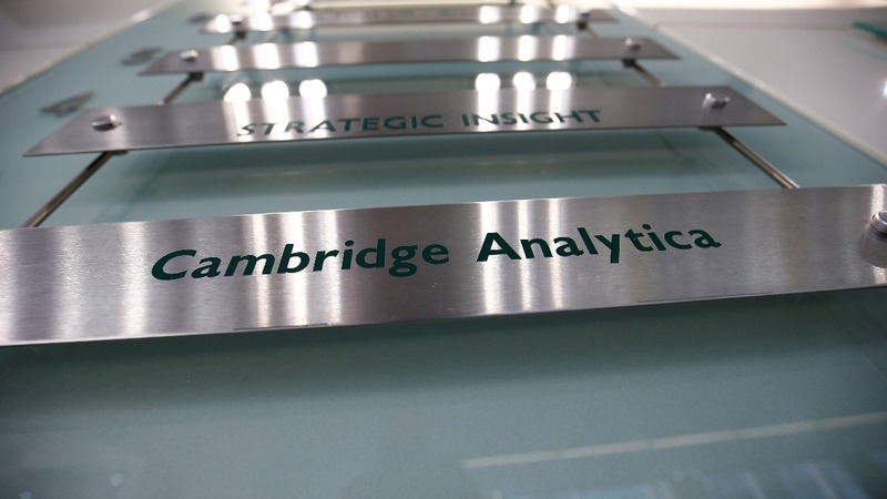 Cambridge Analytica shuts down after data scandal