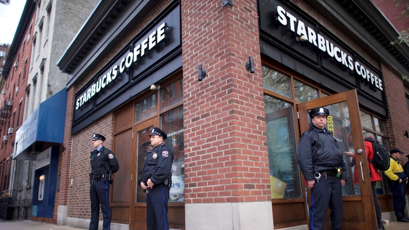 Philly settles with 2 men arrested at Starbucks