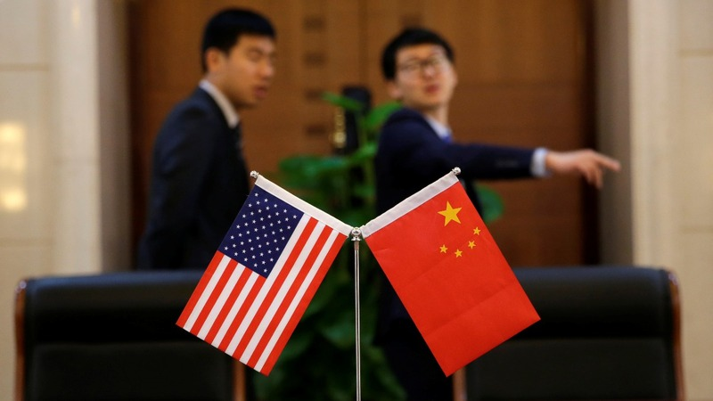 U.S. trade team arrives in Beijing for talks