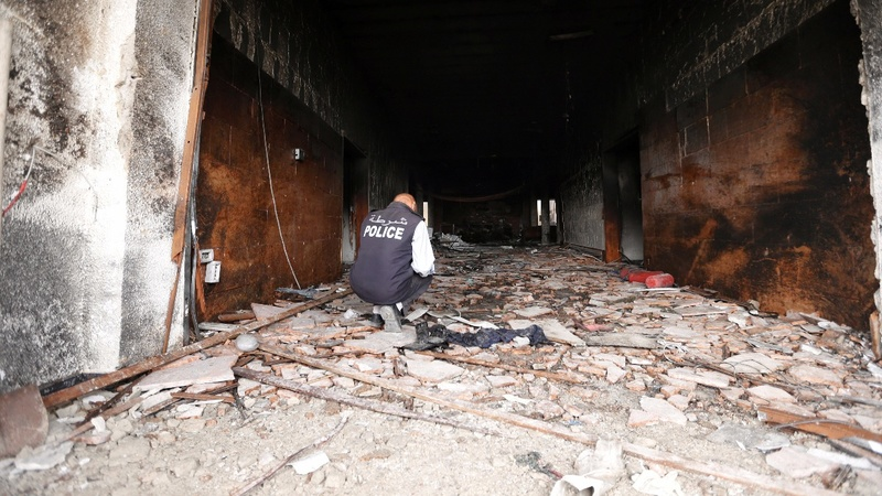 Suicide bombers 'target democracy' in Libya