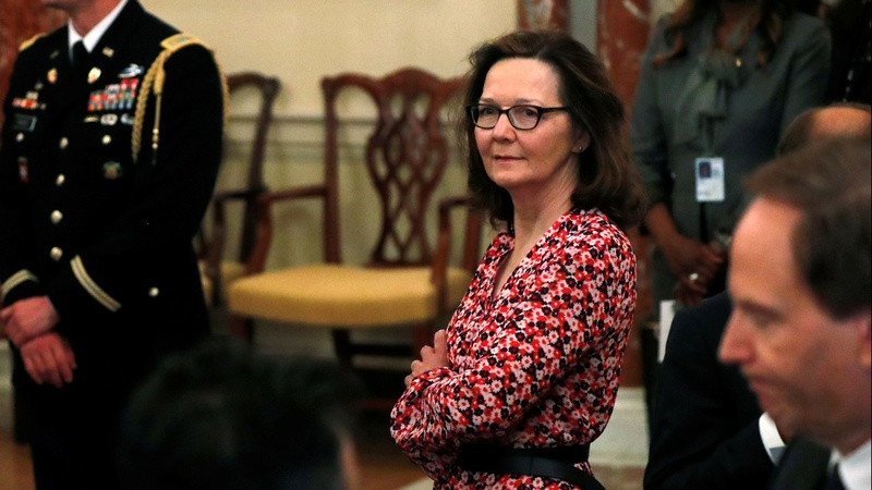 Haspel's nomination for CIA chief hits choppy waters