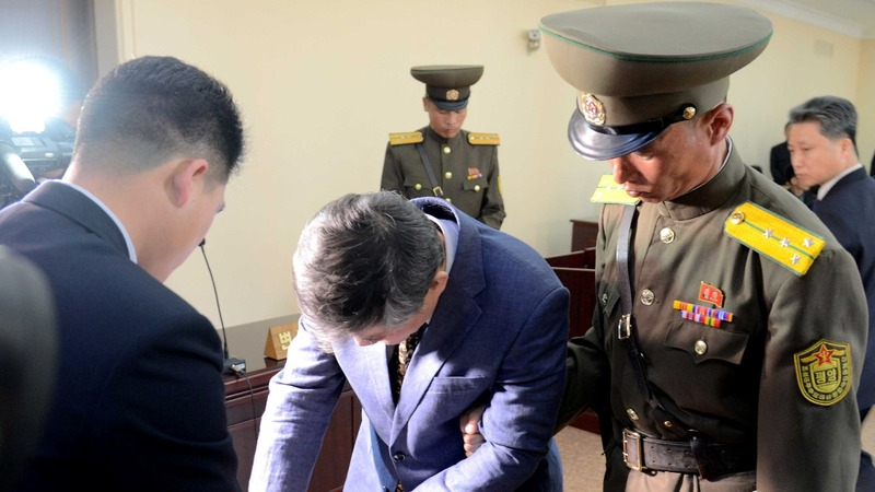 North Korea could release American prisoners