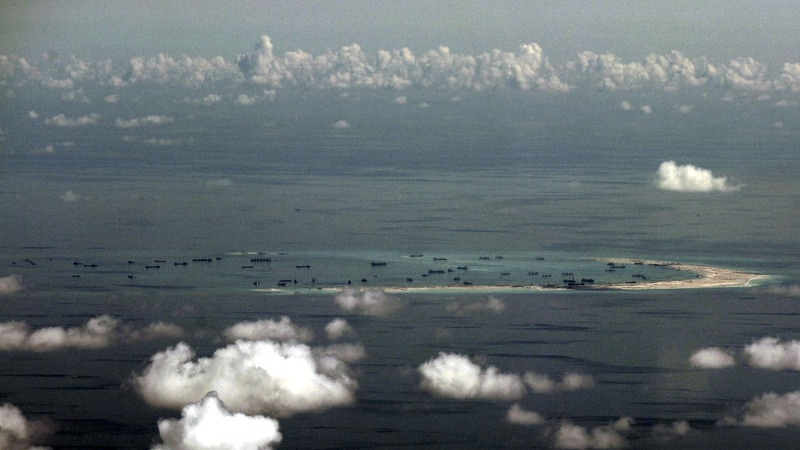 U.S. warns China over 'missiles' in S. China Sea