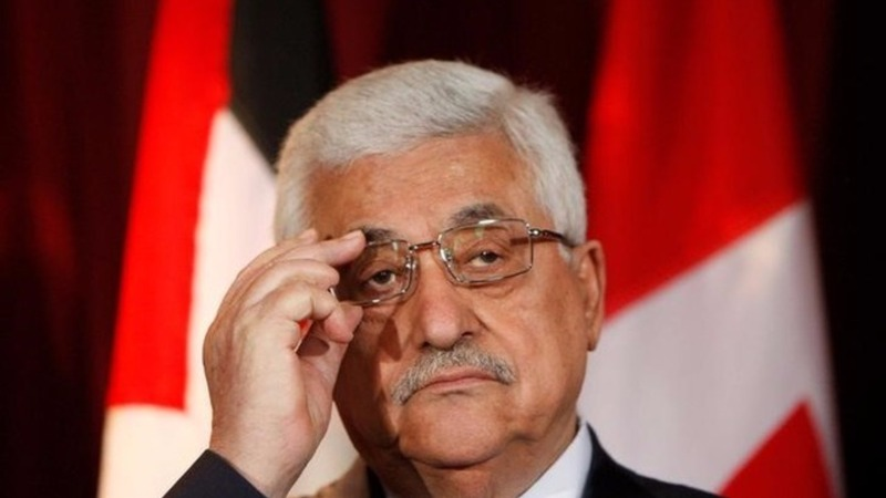 Palestinian president says sorry for anti-Semitism