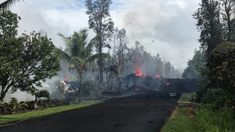 Hawaiians anxious after quakes and volcanic eruption