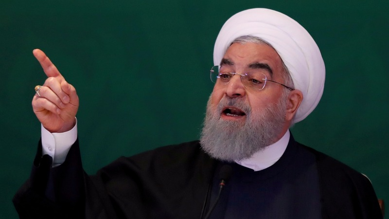 Iran warns the U.S. over the nuclear deal
