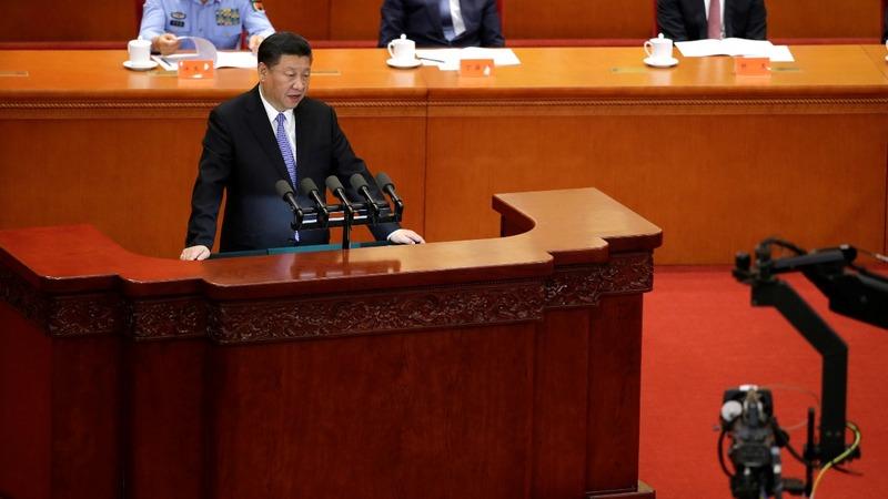 U.S. blasts China for 'Orwellian nonsense'