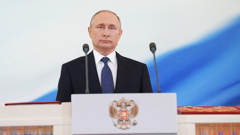INSIGHT: Putin is sworn in for a fourth term