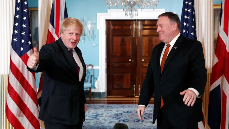 UK advises Trump not to dump the Iran deal