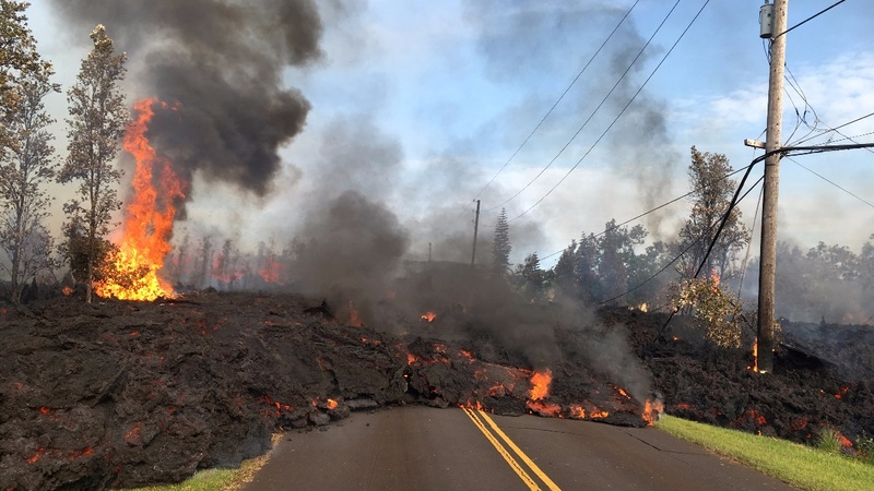 INSIGHT: Lava engulfs homes and cars in Hawaii