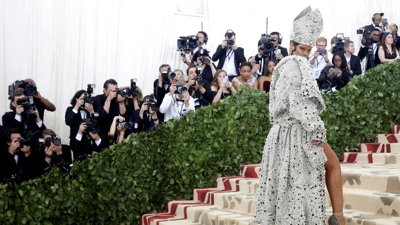 Stylish or sacrilege? Stars stun at Met Gala