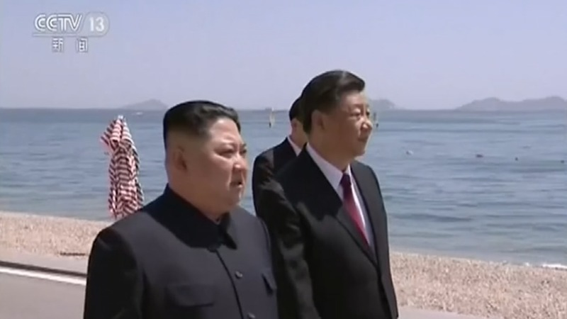Kim Jong Un and China's Xi met in secret, again