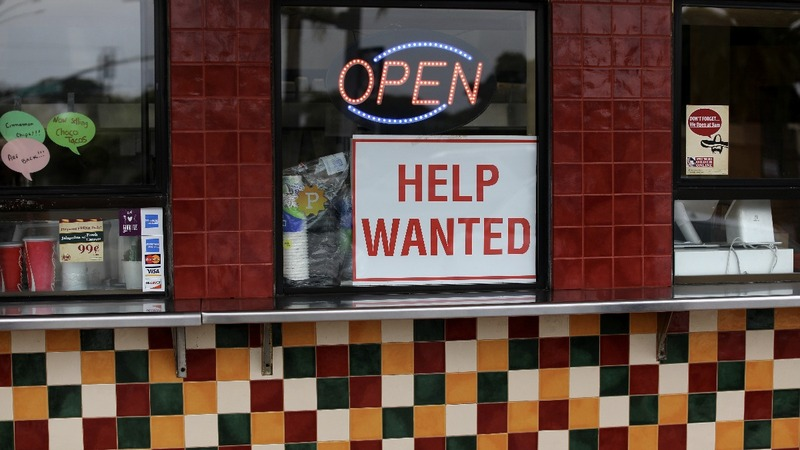 Help wanted: U.S. Job openings hit record high
