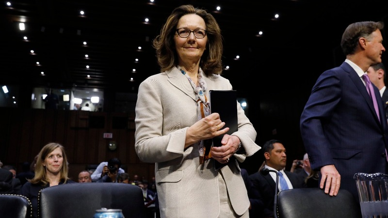 Haspel on pace for CIA, despite McCain blast